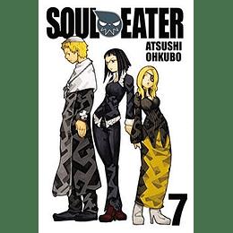 Soul Eater, Vol. 7 (Libro En Inglés)