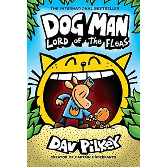 Dog Man 5 - Lord Of The Fleas