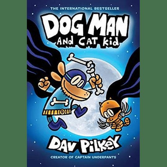 Dog Man 4 - And Cat Kid