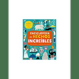 Enciclopedia De Hechos Increible