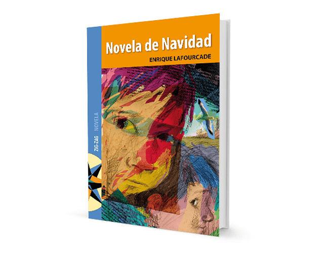 LIBRO 'NOVELA DE NAVIDAD'