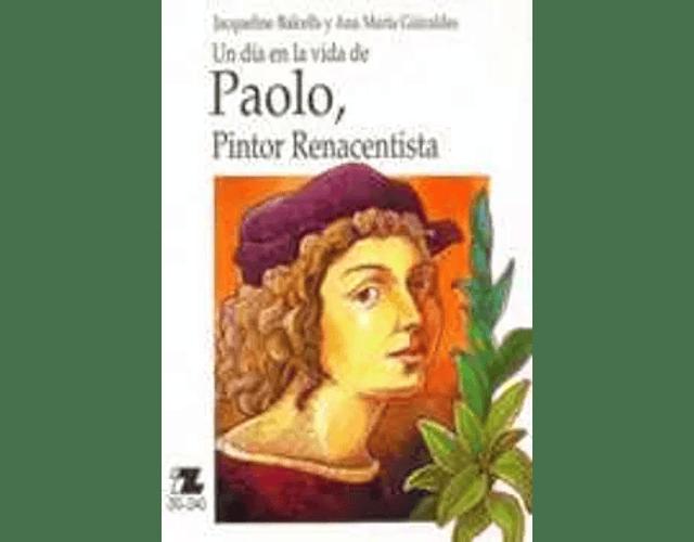 LIBRO 'PAOLO, PINTOR RENACENTISTA'