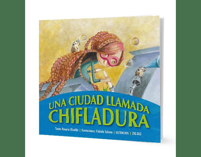 LIBRO 'UNA CIUDAD LLAMADA CHIFLADURA'