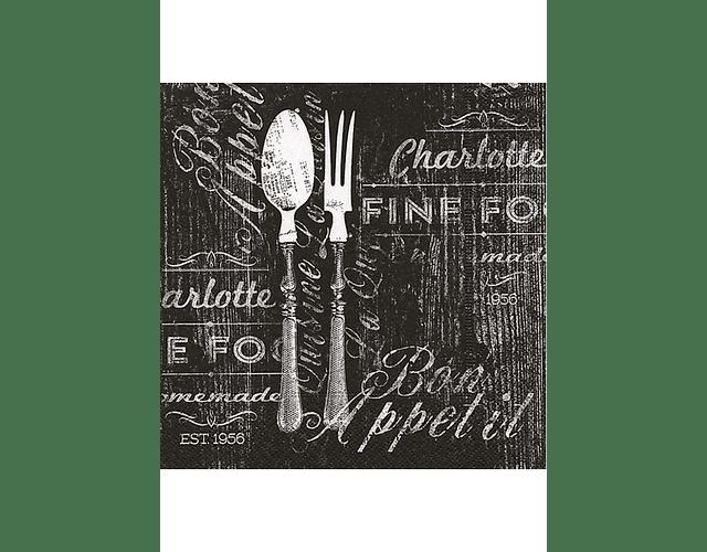 SERVILLETA DECOUPAGE BON APETIT PAPER+DESIGN
