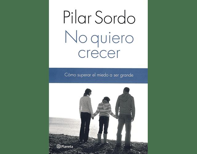LIBRO 'NO QUIERO CRECER'