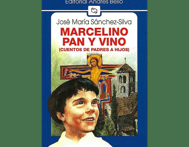 LIBRO 'MARCELINO PAN Y VINO'