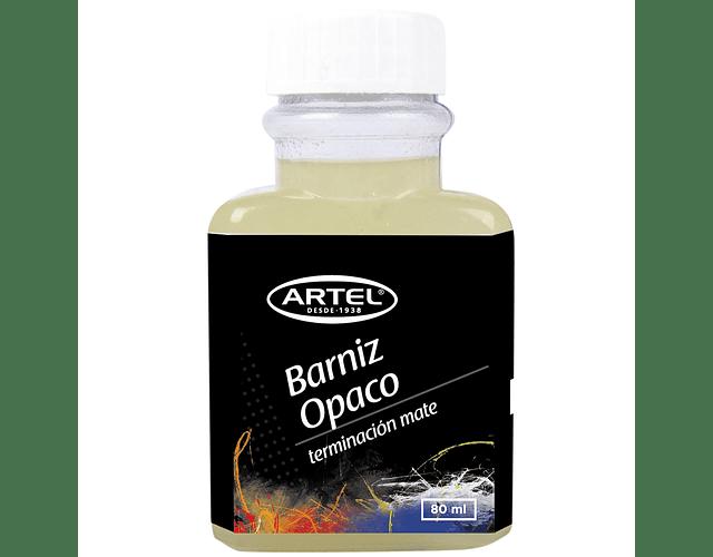BARNIZ OPACO 80 ML. ARTEL