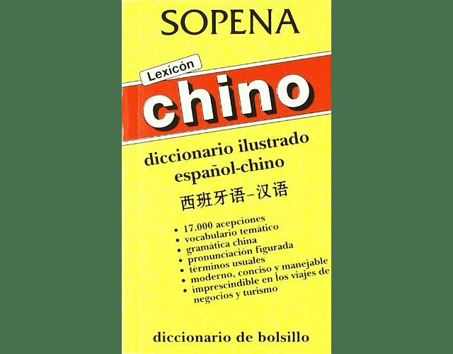 DICCIONARIO ILUSTRADO ESPAÑOL-CHINO