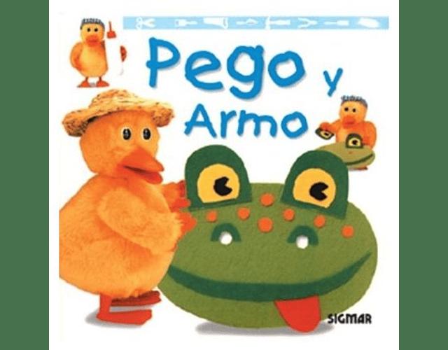 LIBRO 'PEGO Y ARMO'