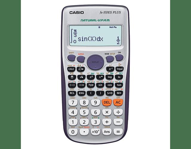 CALCULADORA CIENTIFICA FX-570 ES PLUS