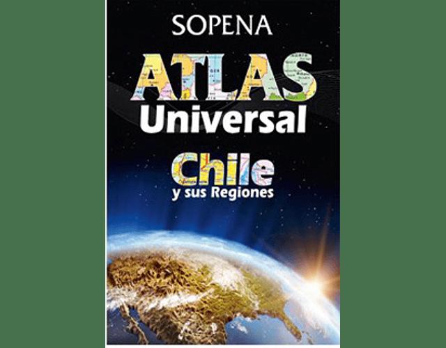 ATLAS UNIVERSAL, CHILE Y SUS REGIONES