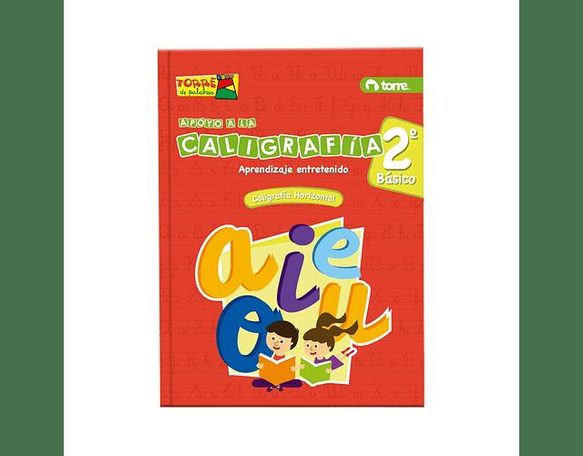 CUADERNO CALIGRAFIA 2° BÁSICO 64 HOJAS