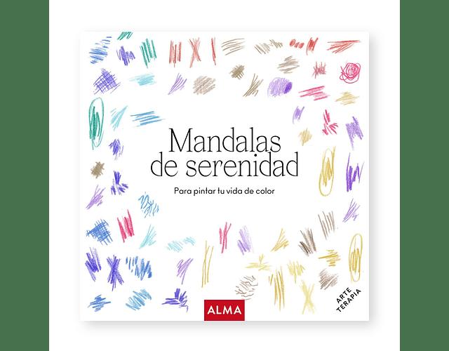 LIBRO 'MANDALAS DE SERENIDAD'