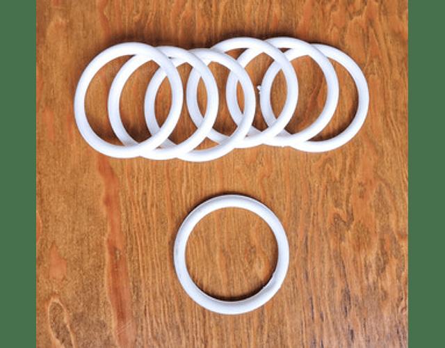 ARGOLLA PLASTICA N° 4 X 1  5.5CM