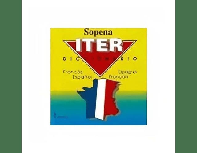 DICCIONARIO ITER FRANCES/ESPAÑOL E/F RUSTICA