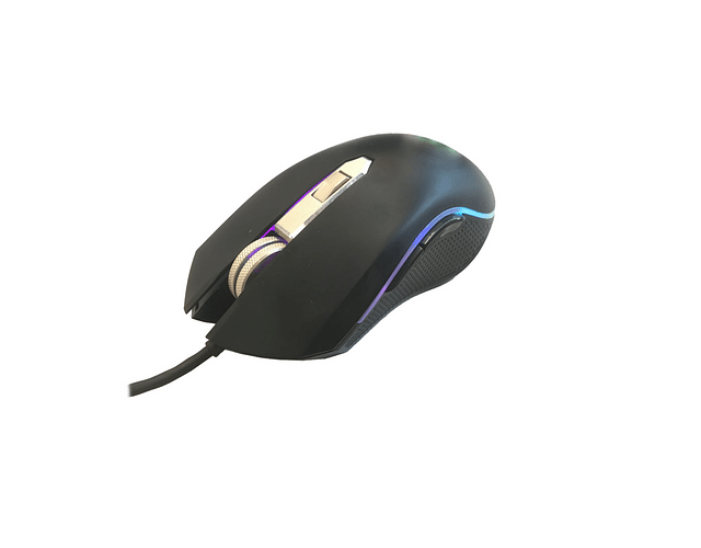 MOUSE GAMER RGB 3500 DPI 6 COLORES