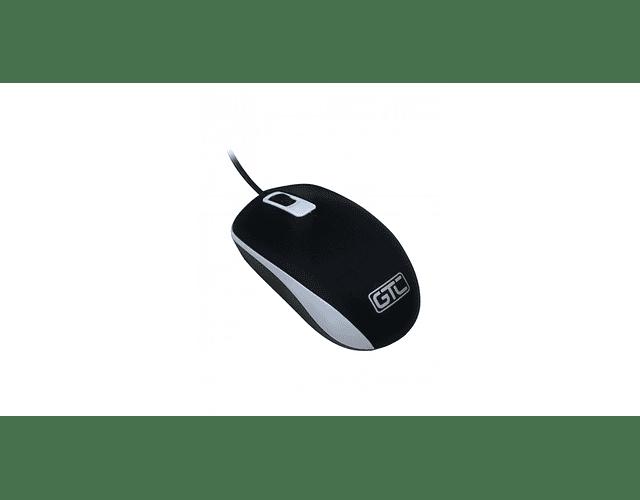 MOUSE OPTICO MOG-200 WHITE