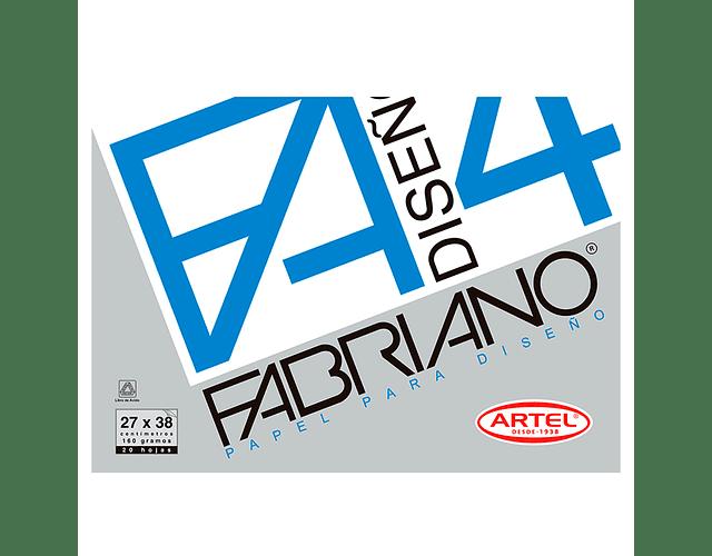 BLOCK FABRIANO 4 ARTEL
