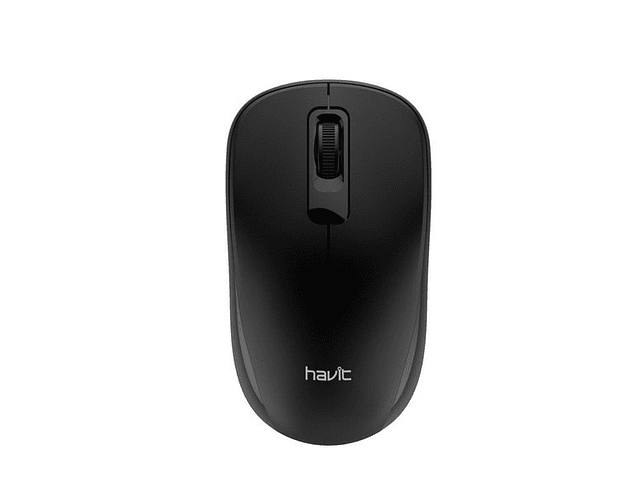 MOUSE INALAMBRICO NEGRO MS-626GT
