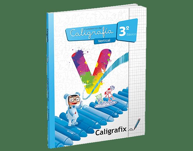 CUADERNO CALIGRAFIX 3° BÁSICO
