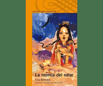 LIBRO 'LA MOMIA DEL SALAR'