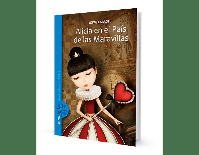 LIBRO 'ALICIA EN EL PAIS DE LAS MARAVILLAS'