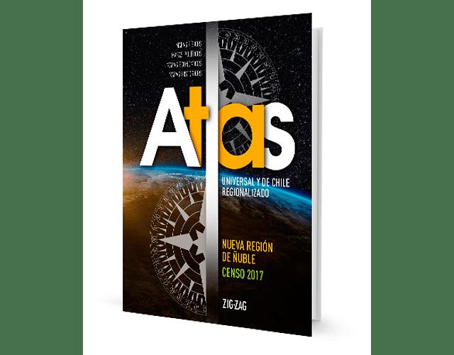 ATLAS UNIVERSAL Y DE CHILE REGIONALIZADO