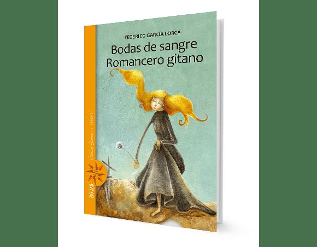 LIBRO 'BODAS DE SANGRE / ROMANCERO GITANO'