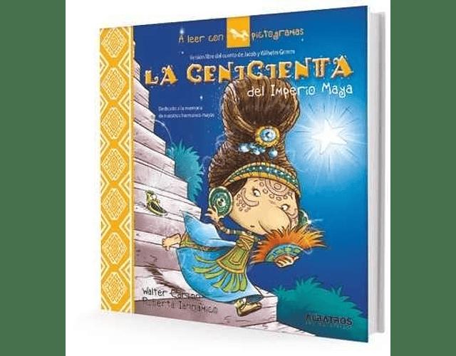 LIBRO 'LA CENICIENTA DEL IMPERIO MAYA'