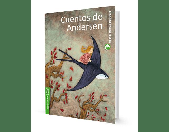LIBRO 'CUENTOS DE ANDERSEN'