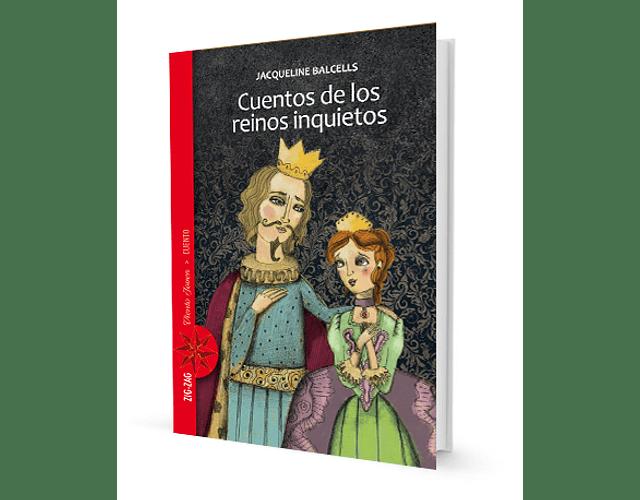 LIBRO 'CUENTOS DE LOS REINOS INQUIETOS'