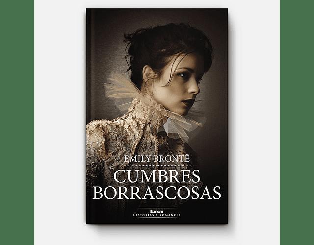 LIBRO 'CUMBRES BORRASCOSAS'