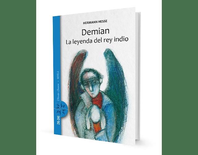 LIBRO 'DEMIAN / LA LEYENDA DEL REY INDIO'