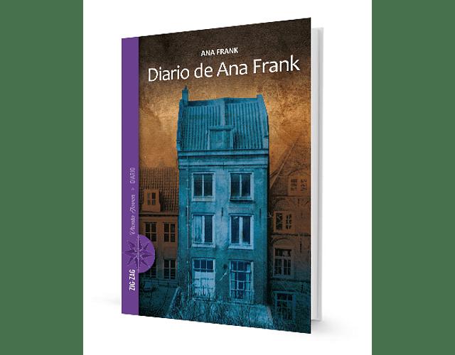 LIBRO 'DIARIO DE ANA FRANK'