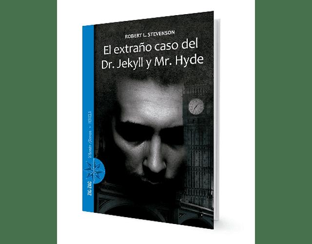 LIBRO 'EL EXTRAÑO CASO DEL DR. JEKYLL & MR. HYDE'