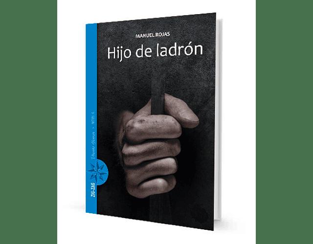 LIBRO 'HIJO DE LADRON'