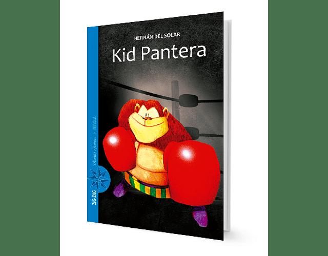 LIBRO 'KID PANTERA'