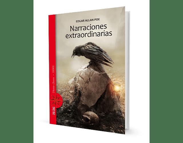 LIBRO 'NARRACIONES EXTRAORDINARIAS'