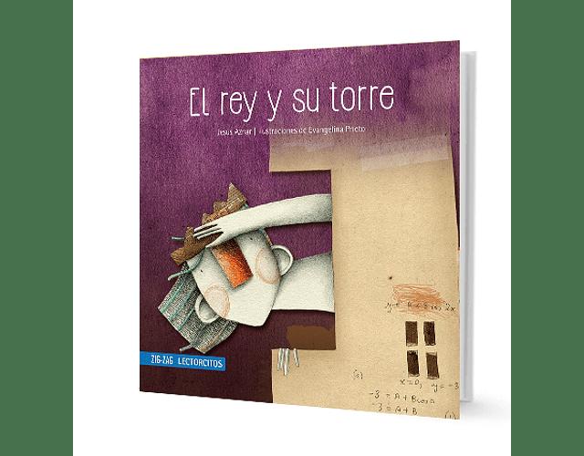 LIBRO 'EL REY Y SU TORRE'