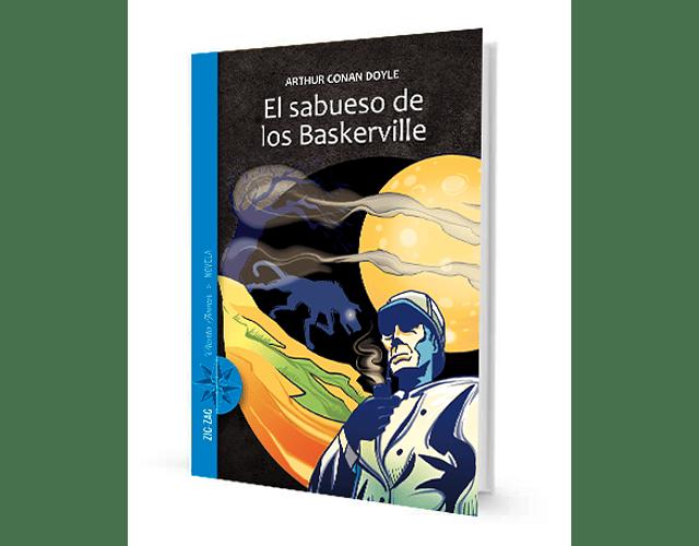 LIBRO 'EL SABUESO DE LOS BASKERVILLE'