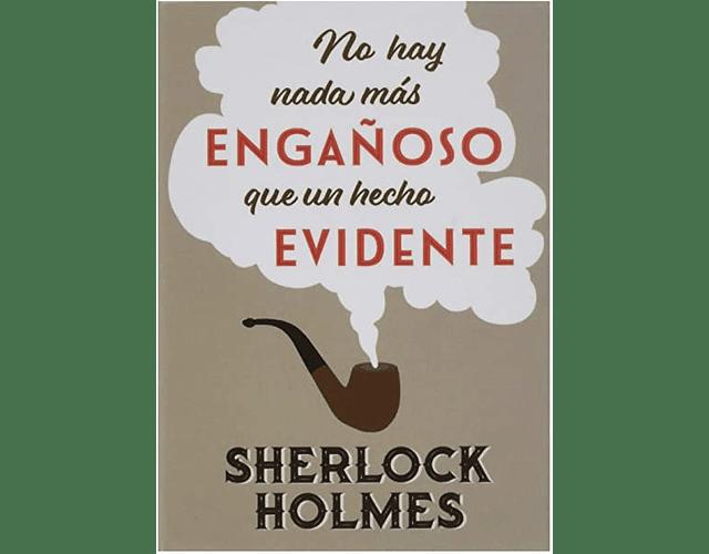 IMAN 'SHERLOCK HOLMES'