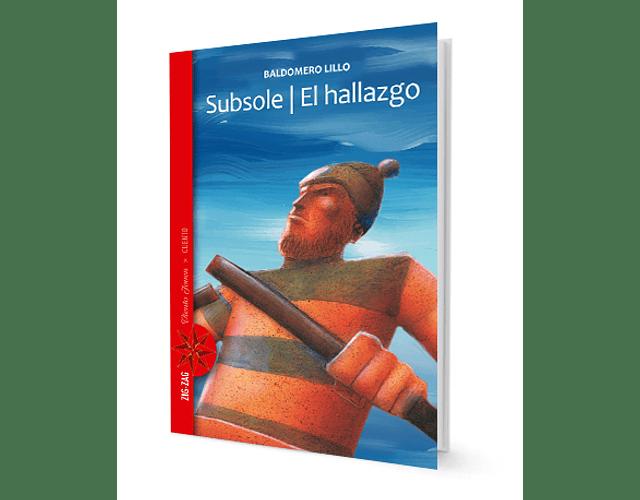 LIBRO 'SUBSOLE / EL HALLAZGO'