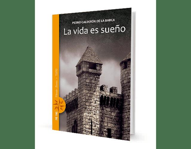 LIBRO 'LA VIDA ES SUEÑO'