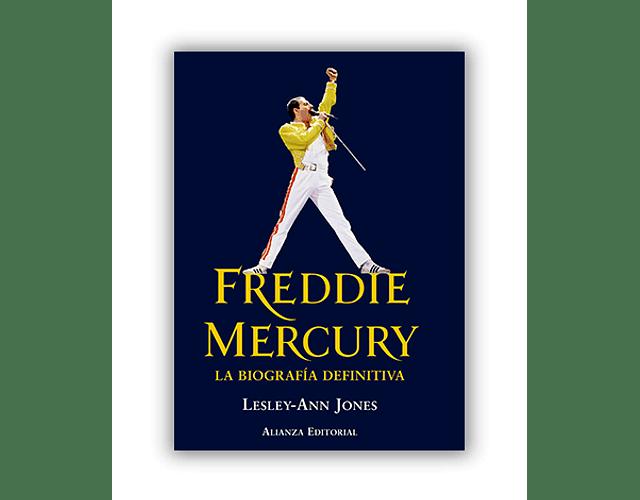 LIBRO 'FREDDIE MERCURY, LA BIOGRAFÍA DEFINITIVA'