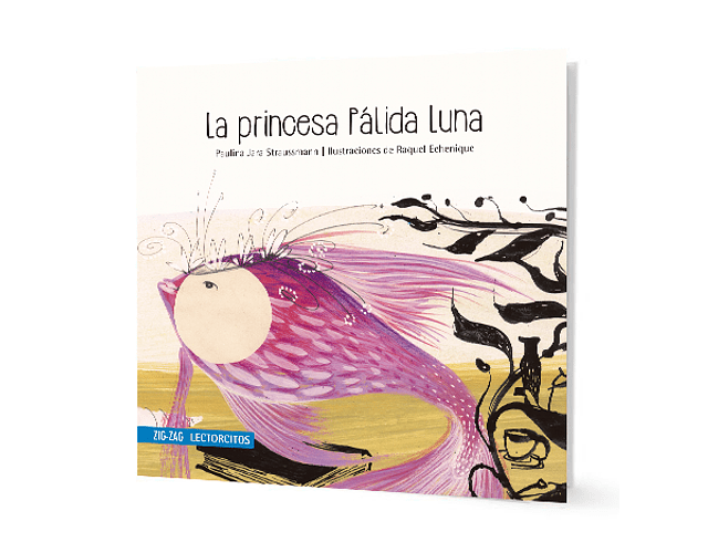 LIBRO 'LA PRINCESA PÁLIDA LUNA'