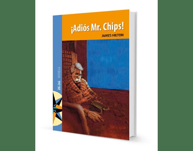 LIBRO '¡ADIOS MR. CHIPS!'