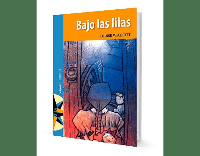 LIBRO 'BAJO LAS LILAS'