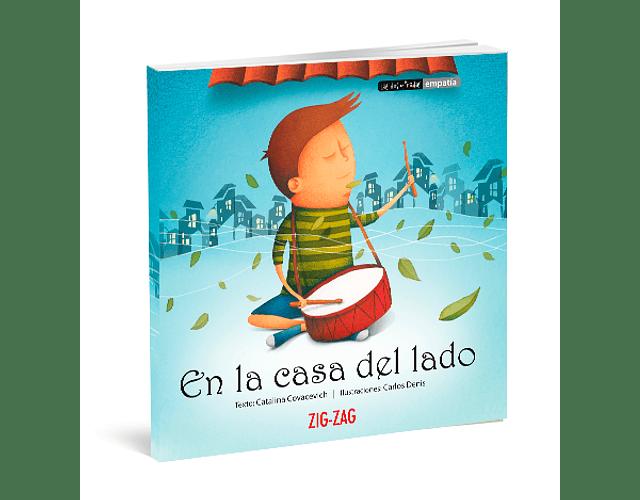 LIBRO 'EN LA CASA DEL LADO'
