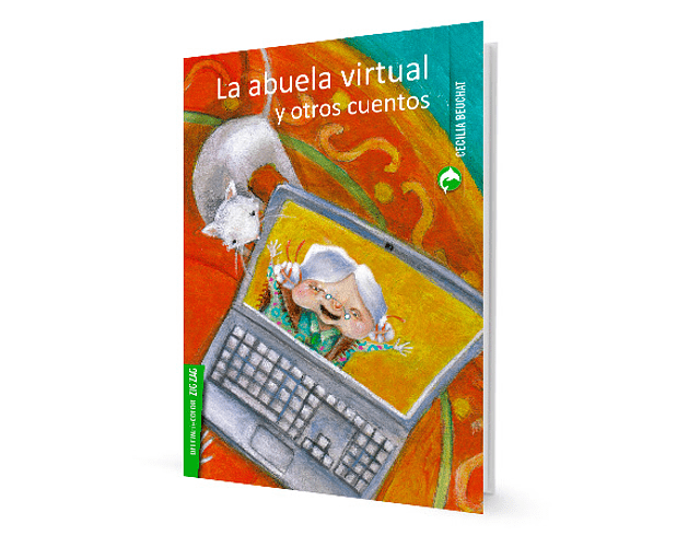 LIBRO 'LA ABUELA VIRTUAL Y OTROS CUENTOS'