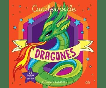 LIBRO 'CUADERNO DE DRAGONES'